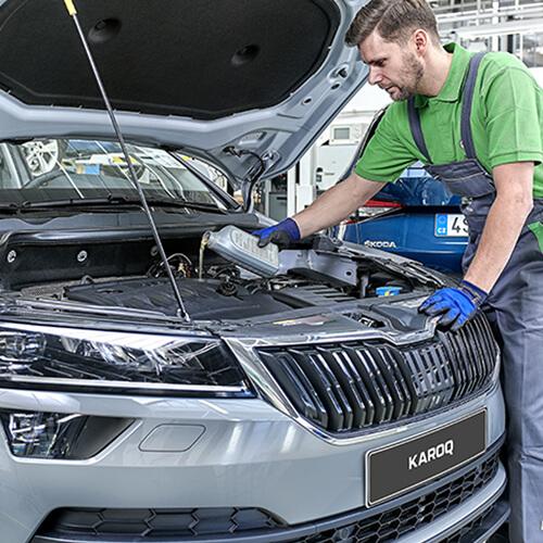 Техническое обслуживание Вашего автомобиля